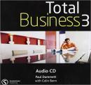 TOTAL BUSINESS 3 CLASS AUDIO CD - UPPER-INTERMEDIATE