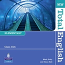 NEW TOTAL ENGLISH ELEMENTARY CLASS AUDIO CD - 2ND ED