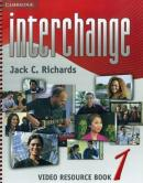 INTERCHANGE 1 VIDEO RESOURCE BOOK UPDATE - 4TH ED