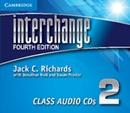 INTERCHANGE 2 CLASS AUDIO CD (3) - FOURTH EDITION