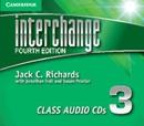 INTERCHANGE 3 CLASS AUDIO CD (3) - FOURTH EDITION