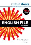 ENGLISH FILE ELEMENTARY ITOOLS 3ED