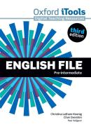 ENGLISH FILE PRE-INTERMEDIATE ITOOLS 3ED