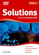 SOLUTIONS PRE-INTERMEDIATE DVD-ROM - SECOND