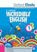 INCREDIBLE ENGLISH 1 ITOOLS DVD-ROM - 2ND ED
