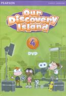 OUR DISCOVERY ISLAND 4 DVD - 1ST ED
