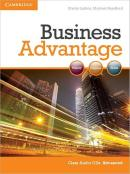 BUSINESS ADVANTAGE ADVANCED AUDIO CDS
