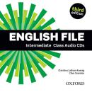 ENGLISH FILE INTERMEDIATE CLASS AUDIO CDS - 3RD ED