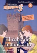 AVENTURAS PARA TRES 9 - EL ROBO DEL MANUSCRITO - NIVEL A