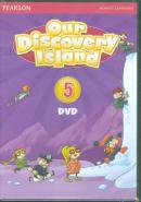 OUR DISCOVERY ISLAND 5 DVD - 1ST ED