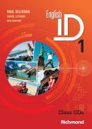 ENGLISH ID 1 CLASS CD - AMERICAN