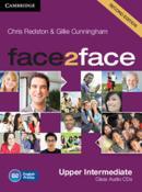 FACE2FACE UPPER INTERMEDIATE CLASS AUDIO CDS (3) - 2ND ED