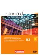 STUDIO D B2: BAND1 UND 2 - UNTERRICHTSVORBEREITUNG INTERKATIV AUF CD-ROM