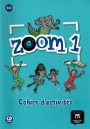ZOOM 1 - CAHIER D ACTIVITES + CD
