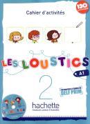LES LOUSTICS 2: CAHIER DACTIVITES + CD AUDIO