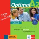OPTIMAL A2 - CD AUDIO ZUM LEHRBUCH