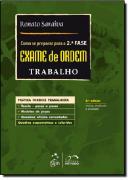 EXAME DE ORDEM 2 FASE - TRABALHO