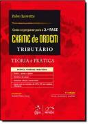 EXAME DE ORDEM 2 FASE - TRIBUTARIO