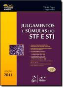 JULGAMENTOS E SUMULAS DO STF E STJ