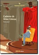CADERNO DE ARTES CENICAS - VOL. 1
