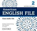 AMERICAN ENGLISH FILE 2 CLASS CD - 2ND ED