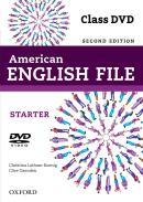 AMERICAN ENGLISH FILE STARTER CLASS DVD - 2ND ED