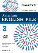 AMERICAN ENGLISH FILE 2 CLASS DVD - 2ND ED