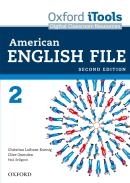AMERICAN ENGLISH FILE 2 ITOOLS DVD-ROM - 2ND ED