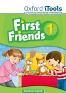AMERICAN ENGLISH FIRST FRIENDS 1 ITOOLS - 1ST ED