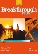 BREAKTHROUGH PLUS INTRO CLASS AUDIO CD