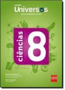 UNIVERSOS CIENCIAS 8 LA ED 2012