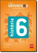 UNIVERSOS HISTORIA 6 LA ED 2012
