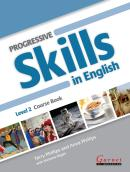PROGRESSIVE SKILLS 2 STUDENTS BOOK WITH AUDIO CDS AND DVD