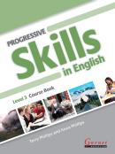 PROGRESSIVE SKILLS 3 STUDENTS BOOK WITH AUDIO CDS AND DVD