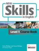 NEW SKILLS IN ENGLISH LEVEL 1 COURSE BOOK WITH AUDIO DVD AND DVD