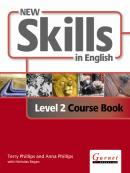 NEW SKILLS IN ENGLISH LEVEL 2 COURSE BOOK WITH AUDIO DVD AND DVD