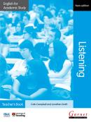 ENGLISH FOR ACADEMIC STUDY LISTENING TEACHERS BOOK