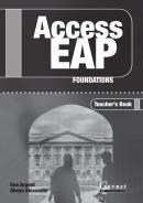 ACCESS EAP FOUNDATIONS TEACHERS BOOK