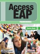 ACCESS EAP FRAMEWORKS COURSE BOOK WITH AUDIO CDS