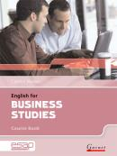 ENGLISH FOR BUSINESS STUDIES COURSE BOOK WITH AUDIO CDS