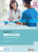 ENGLISH FOR MEDICINE COURSE BOOK WITH AUDIO CDS