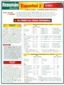 RESUMAO ESPANHOL 2 - VERBOS