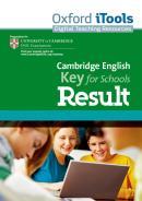CAMBRIDGE ENGLISH KEY FOR SCHOOLS RESULT ITOOLS