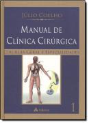 MANUAL DE CLINICA CIRURGICA - 2 VOLUMES