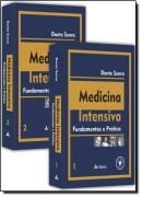 MEDICINA INTENSIVA FUNDAMENTOS E PRATICA - 2 VOLUMES