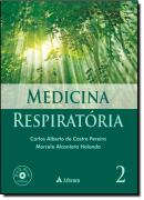 MEDICINA RESPIRATORIA - 2 VOLUMES - COM DVD
