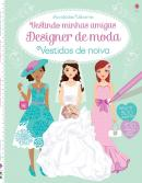 VESTIDO DE NOIVA DESIGNER DE MODA -  VESTINDO MINHAS AMIGAS