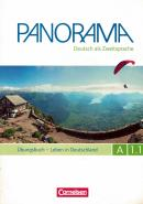 PANORAMA A1.1 UBUNGSBUCH DAZ MIT AUDIO-CD