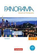PANORAMA A2 KURSBUCH MIT INTERAKTIVEN UBUNGEN