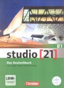 STUDIO 21 B1 KURS- UND UBUNGSBUCH MIT DVD-ROM